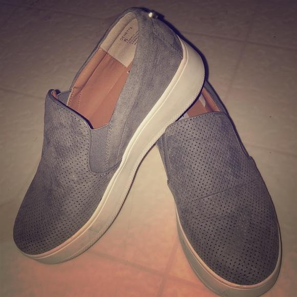 981e435d1d9 Steve Madden Genette Platform Slip-On Sneaker. M 5a4c4bc361ca10d97700d493